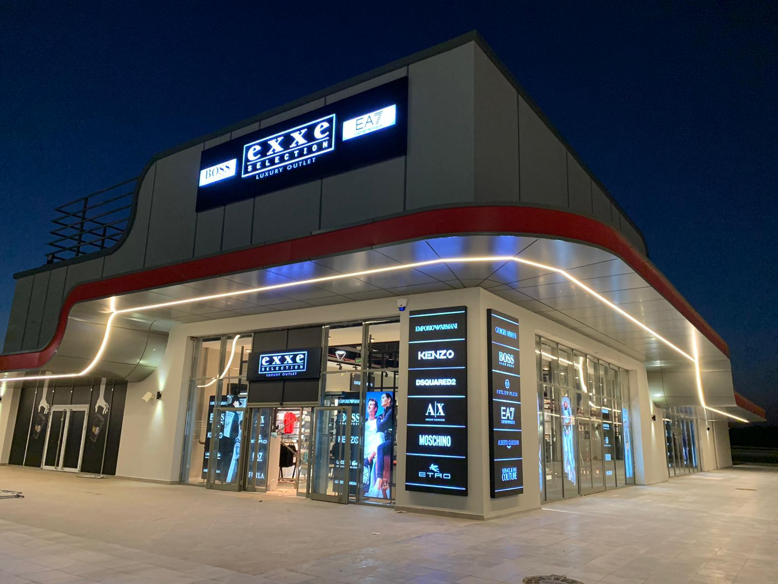 Exxe Selection Outlet SUSURLUK